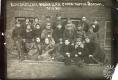 Во втором ряду второй справа - А.А.Добровольский. Фотограф Ю.Р.Бермант.  Полоцк, 1926 г.