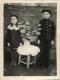 Г.Буравкин и его сестра Римма. Россонский р-н, 1948 г. Передана Мартыновой Е.Е.