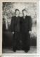 Г.Буравкин с двоюродным братом Иваном Шубановым. Россоны, 1951-1952 гг. Передана Мартыновой Е.Е.