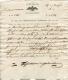 Квитанция об оплате податей титулярным советником Савичем за помещика Ивана Савича. Дисна, 1836 г.