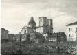 Паўразбураны Мікалаеўскі сабор ў Полацку. Германія, 1944 г.