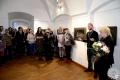 Открытие выставки Ольги Лукьяненко. Полоцк. Художественная галерея. 2017
