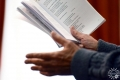 Творческий вечер Анатолия Бесперстых. Музей белорусского книгопечатания, Полоцк, 2018 г.