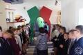 """Совместный проект с ПГГ №2 """"В начале было слово"""". Детский музей, г. Полоцк, 2017"""