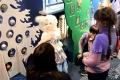 Знакомство с выставкой. Кукла Айрис - зимняя сказка. Детский музей. г. Полоцк, 2017 г.