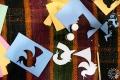 Майстар-клас «Жывёльны свет у выцінанцы». Музей традыцыйнага ручнога ткацтва Паазер'я, г. Полацк, 2018 г.