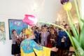 """Открытие выставки """"Многоцветие татарской национальной культуры"""". Художественная галерея. Полоцк, 2018"""