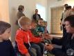 """Клуб выходного дня """"Кто ты, колокольчик?"""". Детский музей, Полоцк, 2018 г."""
