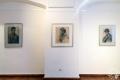 Выставка графических произведений Юделя Пэна, Художественная галерея, Полоцк, 2018 г.