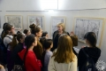 Выставка Ирины Сорокиной «Графика». Природно-экологический музей. г. Полоцк, 2018 г.