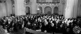 Первый концерт в Софийском соборе. Полоцк, 1983 г.