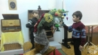 """Лекция-практикум """"Мой советский Новый год"""". Краеведческий музей Полоцка. 2017 г."""